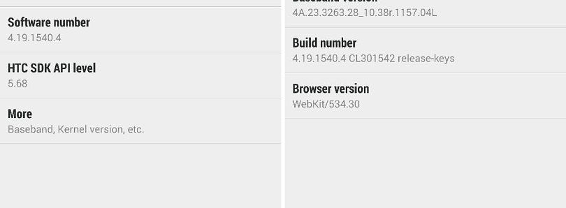 Android 4.4.2 with Sense 5.5 Now Rolling Out to Unlocked and Developer Edition HTC One