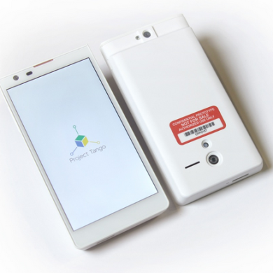 Google Project Tango to Bring Kinect-Like 3D Awareness to Smartphones
