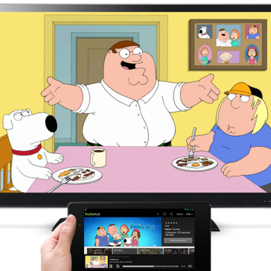 Stream Multimedia Files from Android to Chromecast with LocalCast