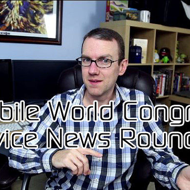 Mobile World Congress 2014 Announcements – Sony Xperia Z2, Samsung Galaxy S5 & More! – XDA Developer TV
