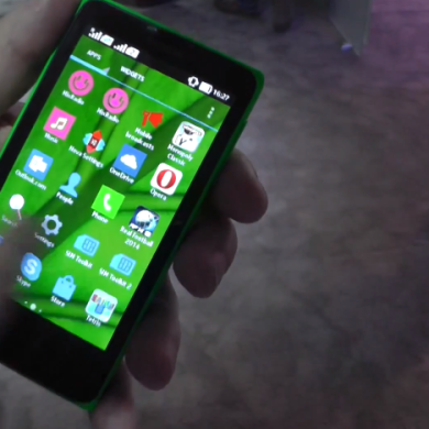 "Here's What ""Real"" Android Looks Like on the Nokia X"