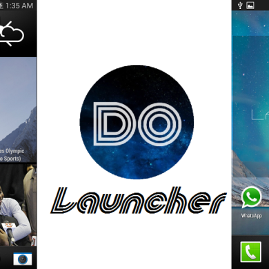 Try a Sense 5-Like Launcher on Your Device