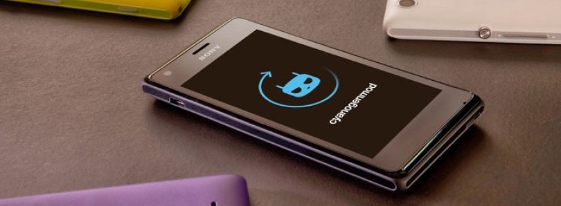 Official CyanogenMod Available for the Xperia M