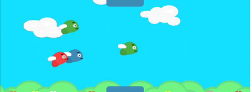 Smash Flappy Birds Once and for All with Crushy Birds