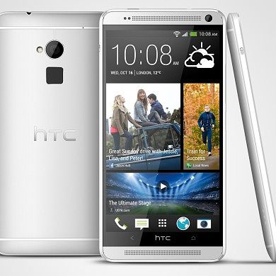 Your HTC One Max Hasn't Received its Official KitKat OTA Yet? Here's a Mirror!