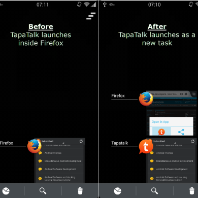Force Activities to Open as New Tasks with Xposed Module