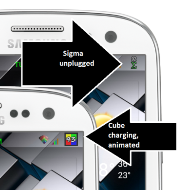 Make Your Own Charging Battery Animation for the Samsung Galaxy S III