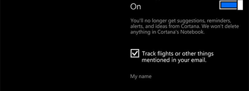 Leaked Screenshots Show WP8.1's Cortana Digital Assistant in All Its Glory
