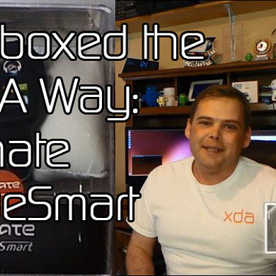 Omate TrueSmart Smartwatch Unboxed the XDA Way – XDA Developer TV