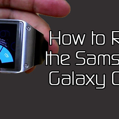 How to Root the Samsung Galaxy Gear and Install Pie Controls – XDA Developer TV