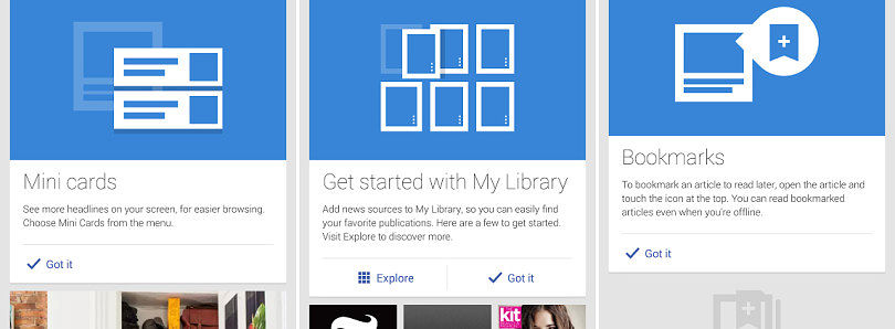 [APK] Play Newsstand 3.2 Joins the Update Wednesday Party