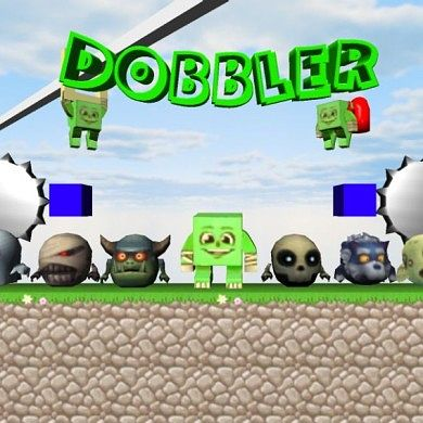Take Revenge on the Bobblers and Free Your Dobbler Friends
