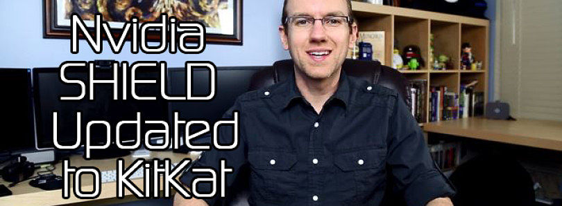 Nvidia SHIELD Updated to KitKat, HTC One M8 S-Off, Nokia X's First AOSP ROM – XDA Developer TV