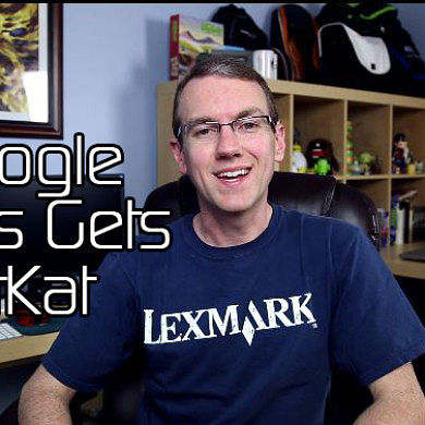 Google Glass gets KitKat and Rooted Bootloader, Android 4.4.3 KitKat for Google Nexus 5 Soon – XDA Developer TV