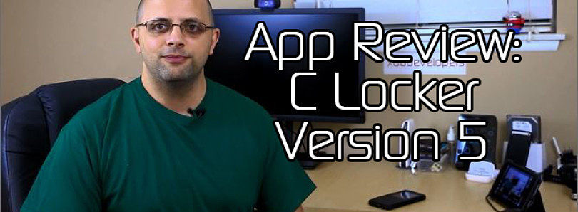 Android App Review: C Locker – XDA Developer TV
