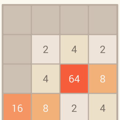 A More Competitive Spin on the Addictive 2048 Puzzle