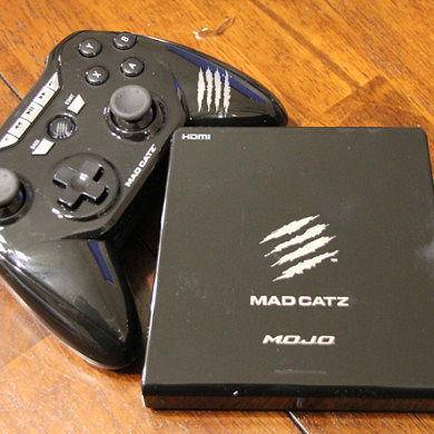 Device Review: Mad Catz M.O.J.O.