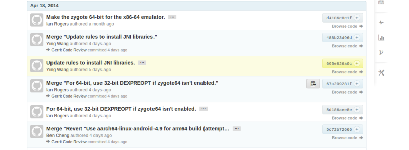 When Using GitHub, Don't Skimp on Commit History