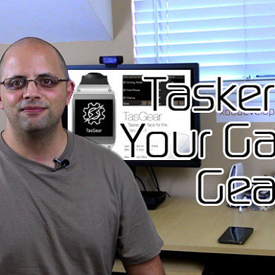Wearables Walkthrough: Tasker on the Samsung Galaxy Gear – XDA Developer TV