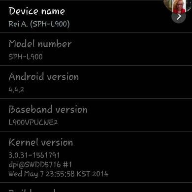 Sprint Galaxy Note II Finally Updated to KitKat, Open Source Files Available