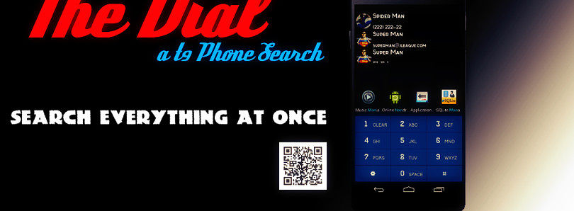 Dial an App Becomes The Dial, Now Searches Your Entire Phone!