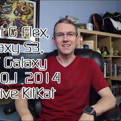 Sprint G Flex, Galaxy S3, Verizon Galaxy Note 10.1 2014 Receive KitKat, Oppo 7a Gets OTA Bugfixes – XDA Developer TV
