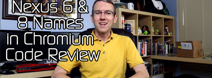 Nexus 6 and 8 Names in Chromium Code Review, XDA:Devcon 14 in the United Kingdom, Google Glass US Sales Open! – XDA Developer TV