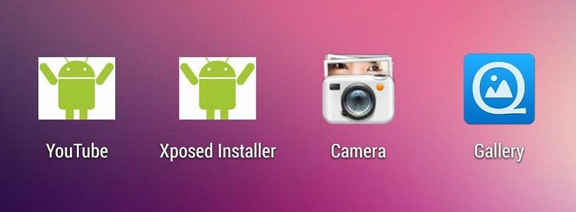 Don't Like Your Icons? Change Them Using Xposed!