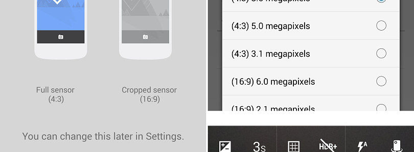 [APK] Google Camera 2.2 Brings Self-Timer, 16:9 Capture, and Two New Panorama Modes