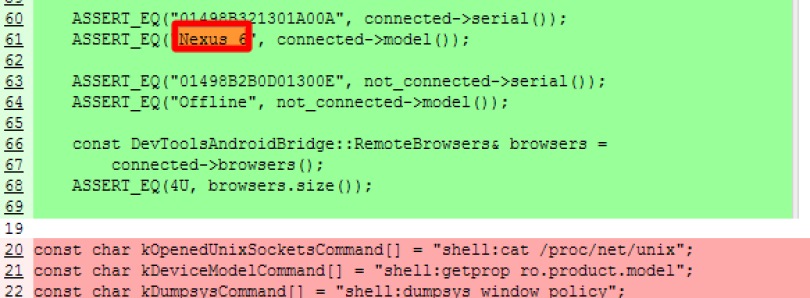 Nexus 6 and 8 Names Appear in Chromium Code Review