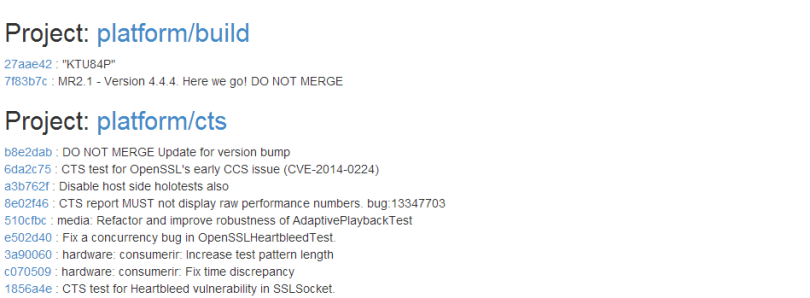 Here's Everything That's Changed in Android 4.4.4 KTU84P