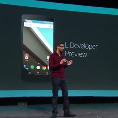 """Android """"L"""" Developer Preview Available Tomorrow: Material Design, ART Now Default, Improved Performance and Battery Life, and Much More!"""