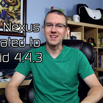 OnePlus One Gets Unofficial 4.4.3 OmniROM, 2012 Nexus 7 Updated to Android 4.4.3 – XDA Developer TV