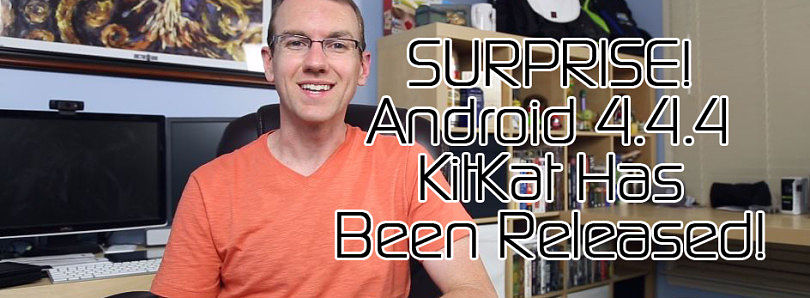 Surprise! Android 4.4.4 Released! Nvidia SHIELD Giveaway Winners Announced! Amazon Fire Phone Unveiled and Forums Added – XDA Developer TV