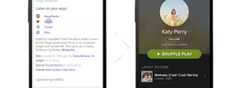 Google Search Backend Update Brings Music App Integration