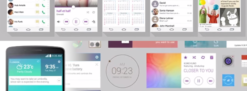 LG's New UI Design Language Explained