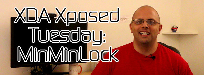 XDA Xposed Tuesday: Lock Your Apps with MinMinLock – XDA Developer TV