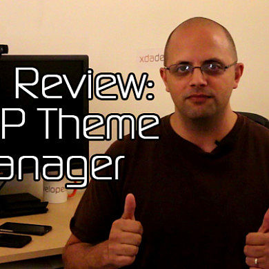 Android App Review: Customize Your TWRP Recovery with This Theme Manager – XDA Developer TV