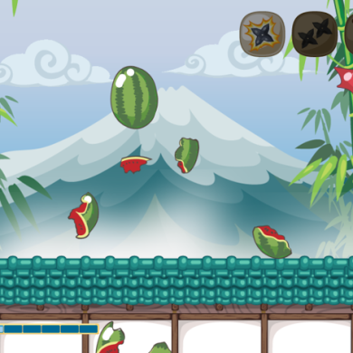 Shuriken Strike Lets You Slash Fruit with Ninja Stars