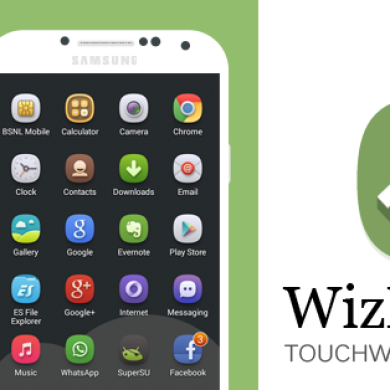 WizIconizer Lets You Easily Change the Icons in Samsung TouchWiz ROMs