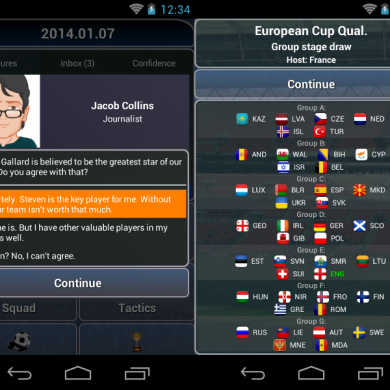 Take Charge of Your Favorite World Cup Teams with True Football National Manager