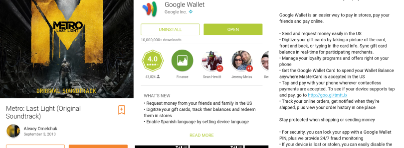 [APK] Google Play Store 4.9 Brings New, Image-Rich UI with a Hint of Material Design