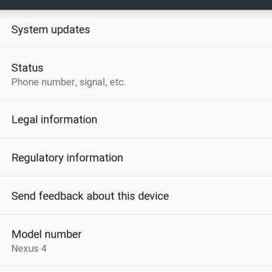 Nexus 4 Users, It's L-Preview Time