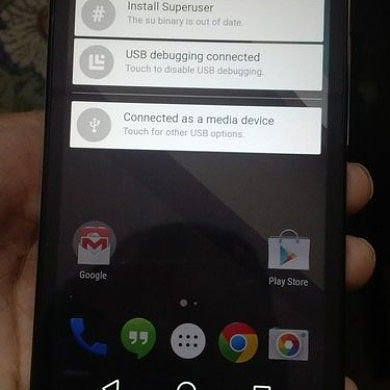 Android L Developer Preview Ported to HTC One