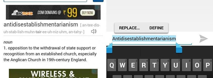 Get Your English On with the XDictionary Xposed Module