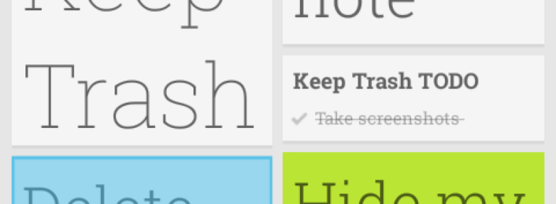 Enhance Your Google Keep Experience with Keep Trash