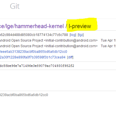Limited Android L Developer Preview Source Code Now Available, Support for Current Nexus Devices
