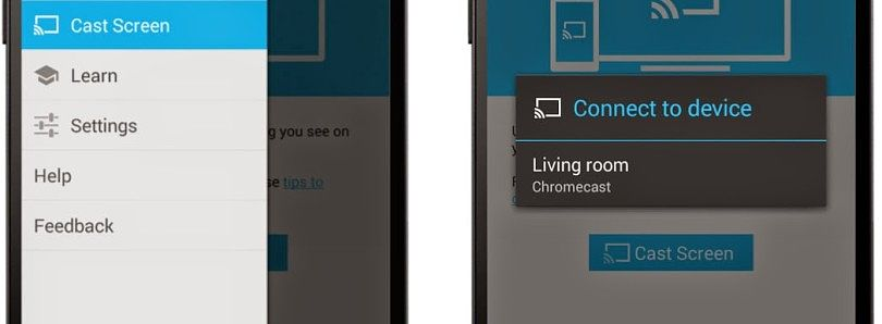 [APK] Chromecast Can Now Mirror Your Android Device's Screen