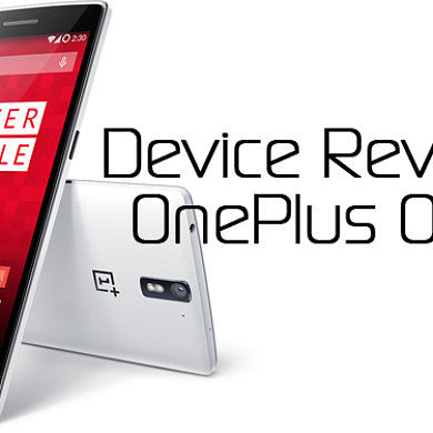 Device Review: OnePlus One