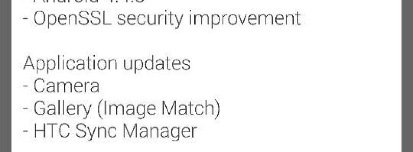 [OTA Captured] Android 4.4.3 Lands on European HTC One M7